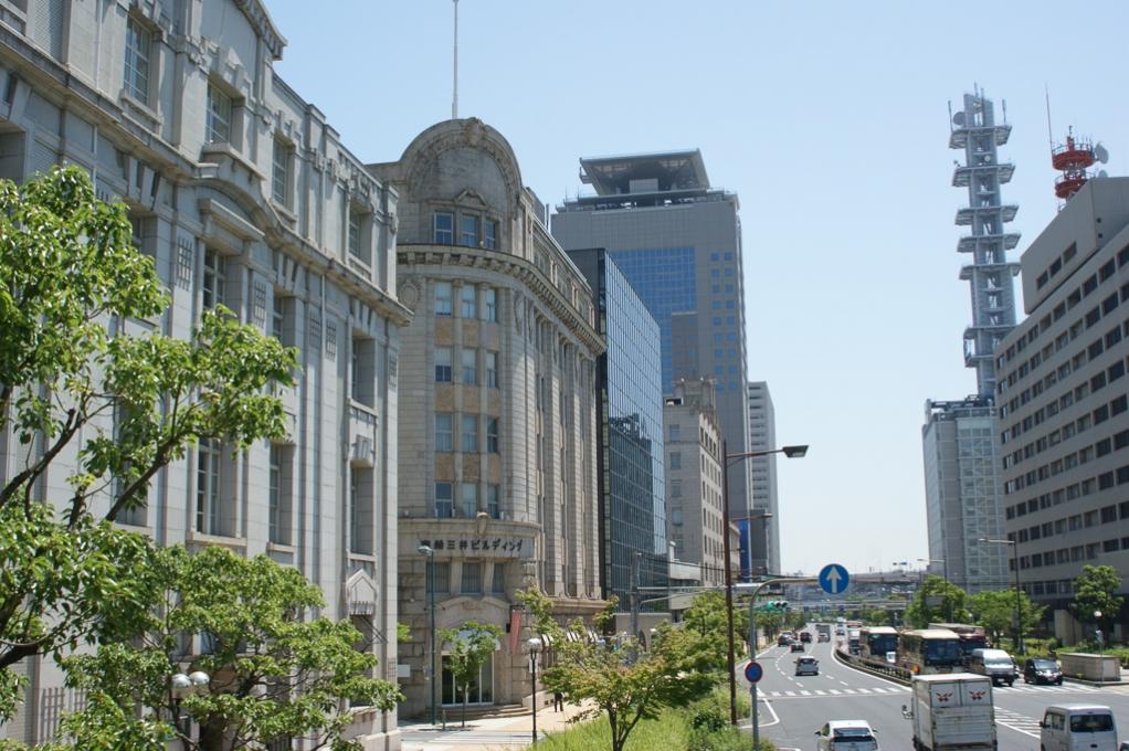 海岸ビル&三井商船ビル