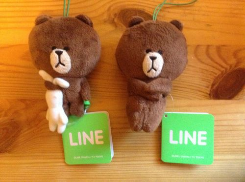 Line Brown01